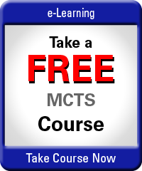 MCTS Free Course